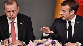 ماكرون يدعو أردوغان إلى الالتزام بوقف التصعيد في شرق المتوسط