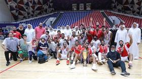 نادي الكويت يتوج بلقب كأس الاتحاد لكرة السلة للمرة الـ14 بتاريخه