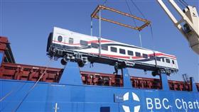 مصر تتسلم دفعة جديدة من عربات السكك الحديدية الروسية