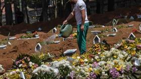 البرازيل تسجل 28378 إصابة جديدة و869 وفاة بكورونا