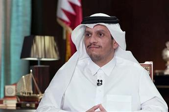 وزير الخارجية القطري الشيخ محمد بن عبد الرحمن آل ثاني