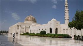 مسجد السلطان قابوس الكبير في العاصمة مسقط