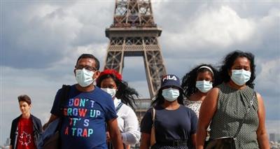 فرنسا تسجل 4070 إصابة جديدة بفيروس كورونا