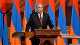 رئيس أرمينيا أرمين سركستيان