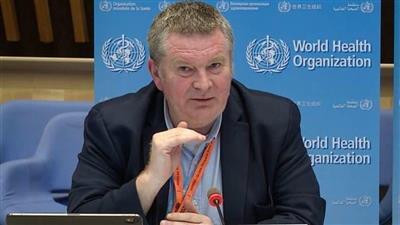 كبير خبراء الطوارئ لدى الصحة العالمية مايك رايان