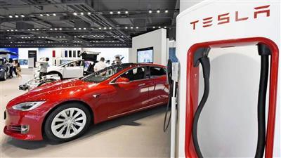 تسلا تطلق في شنغهاي أكبر محطة شحن للسيارات الكهربائية في العالم