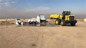بلدية الكويت: إزالة 60 مخيمًا مخالفا بالدائري السابع