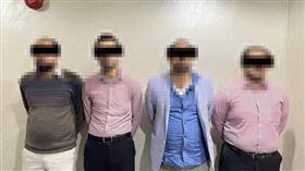 سقوط 4 أشخاص يبيعون صور مستندات قضايا مقابل المال