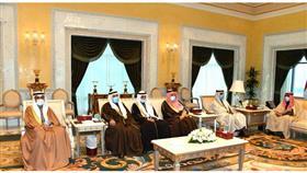 أعضاء المحكمة الدستوریة أدوا اليمين أمام سمو الأمير