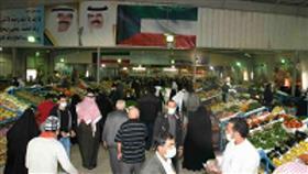 محمد اليوسف: التنسيق مع جميع المحافظين لايجاد منافذ تسويقية للمنتج النباتي بمناطق الكويت
