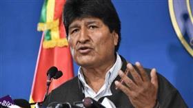 إصابة الرئيس البوليفي السابق إيفو موراليس بفيروس كورونا