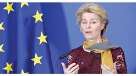 لاجارد: المركزي الأوروبى يبقى على توقعات متفائلة فى مواجهة عزل عام جديد