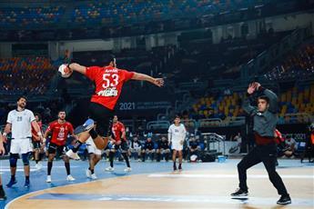 مصر تفوز على تشيلي في افتتاح بطولة العالم لكرة اليد