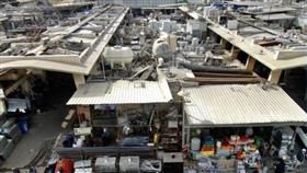 الإطفاء أنذرت 40 محلًا مخالفاً بالغلق في سوق الصفافير