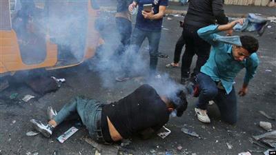 مقتل شخص وإصابة 40 خلال تجدد تظاهرات العراق